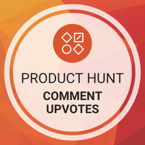 Buy Product Hunt Comment Upvotes