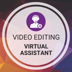 Buy Video Editing Virtual Assistant