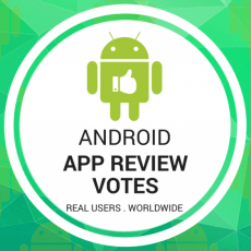 Android App Review Votes