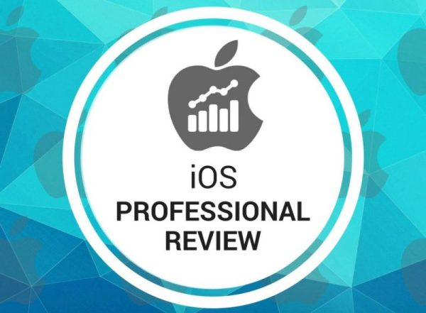 iOS App Professional Reviews