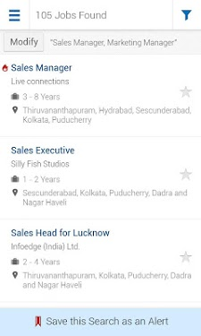 download naukri com job search apk for android