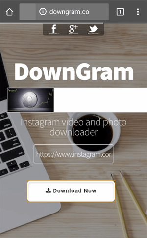 How to Download Video from Instagram Story