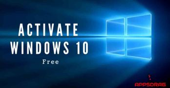 How to Activate Windows 10 Free without Product key