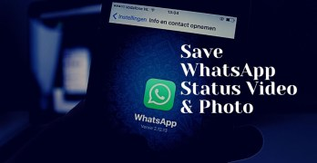 How to Save a Video or Image from Friends WhatsApp Status
