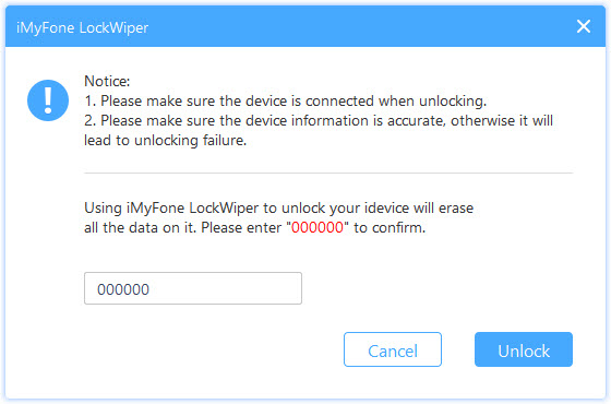 how to unlock iphone passcode without restore