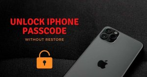 How to Unlock the iPhone without Passcode
