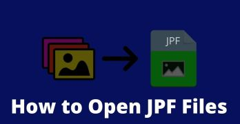 How to Open JPF Files