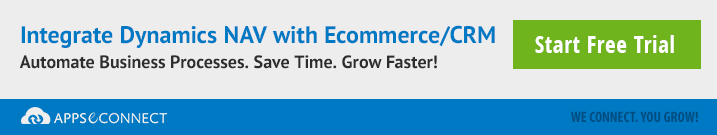 NAV-eCommerce-CRM-integration