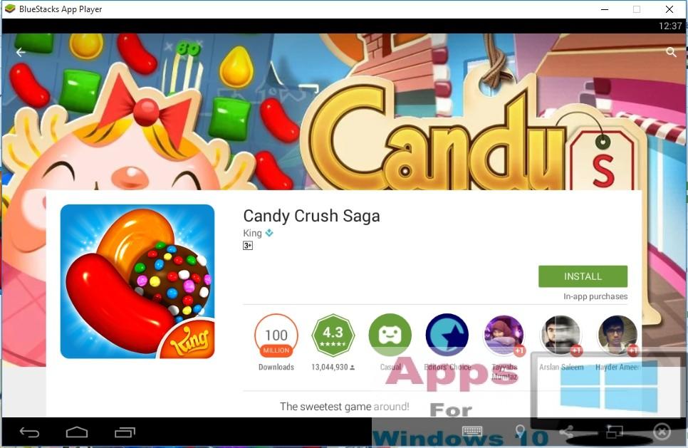 Candy Crush Soda Saga for PC Windows & Mac   Apps For Windows 10