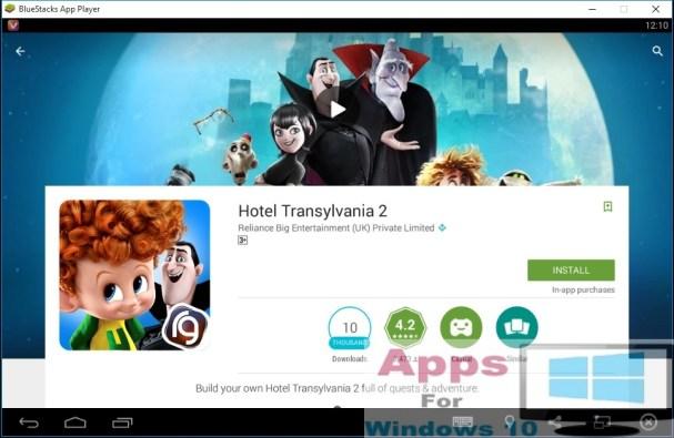 Hotel Transylvania 2_For_PC