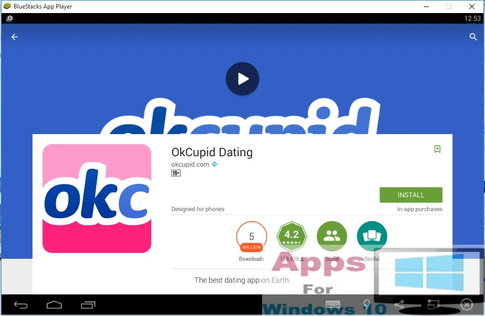 OkCupid Dating for PC Windows 10 | Apps For Windows 10