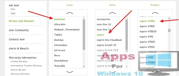 Acer_Drivers_For_Windows_10