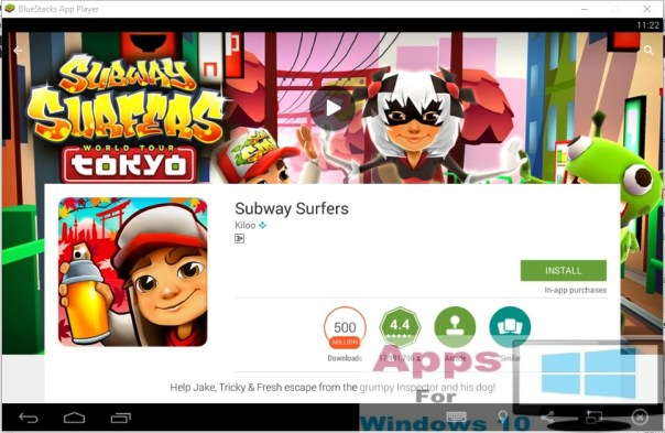 Subway Surfers Tokyo for PC