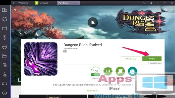 Dungeon_Rush_Evolved_for_Windows10