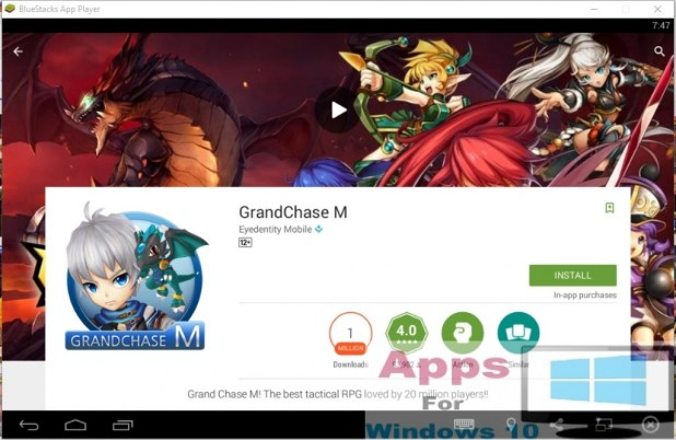 GrandChase M for PC
