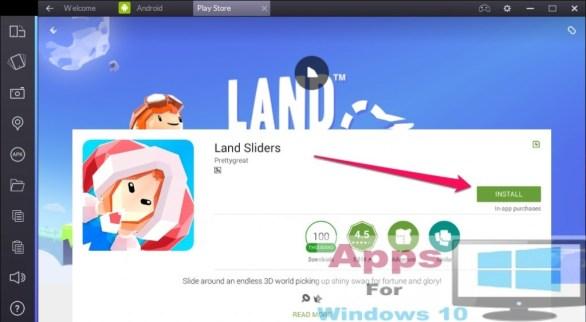 Land_Sliders_for_Windows 10