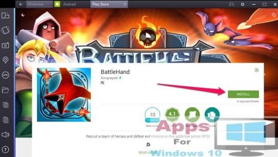 BattleHand_For_Windows_PC_Mac