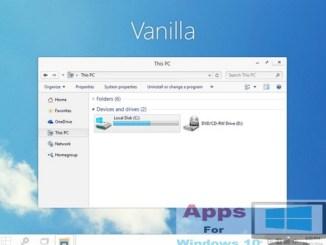 Vanilla_Windows10_Theme