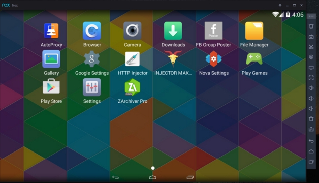 Download Nox APP Player for Windows 10/8/8 1/7 & Mac laptops