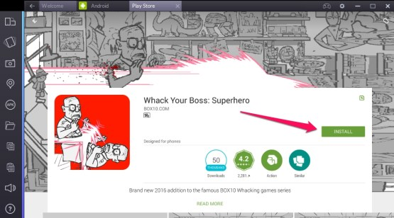 Whack_Your_Boss_Superhero_for_PC_Windows_Mac