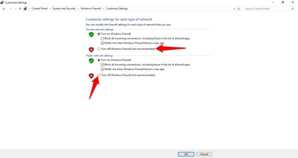 Disable_Windows10_Firewall