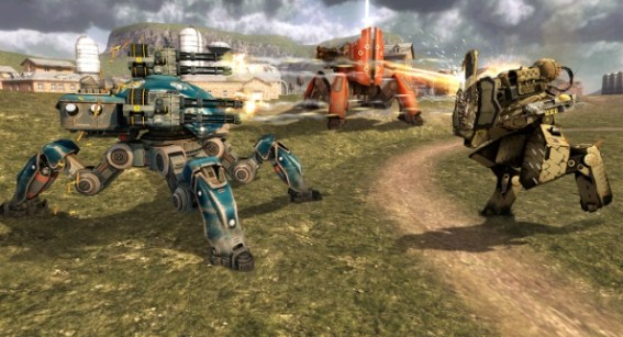 Walking_War_Robots_for_Windows10&7_PC_Download