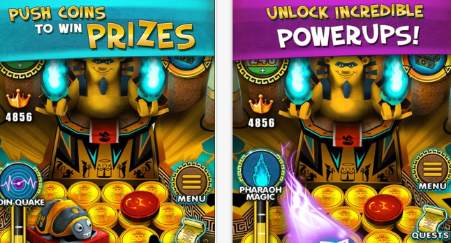 Download Pharaoh's Party Coin Pusher for PC (Windows 10/8/7 & Mac
