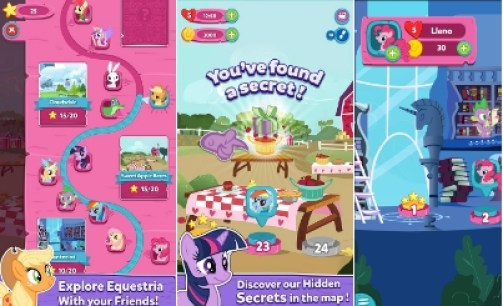 my-little-pony-puzzle-party-for-pc