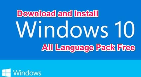 Download Windows 10 version 1809 October Update Language