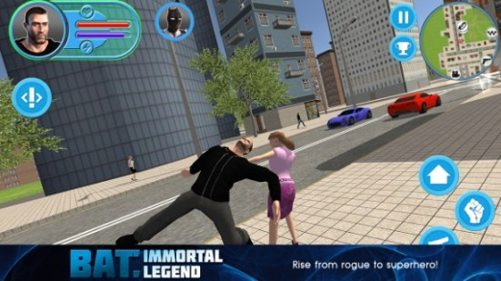 bat immortal legend for pc download