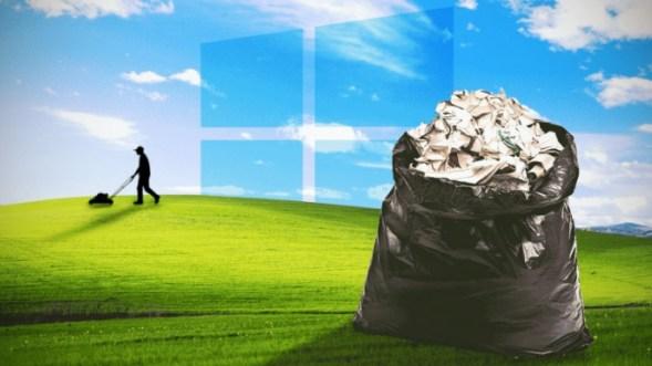 remove bloatware crapware from windows 10