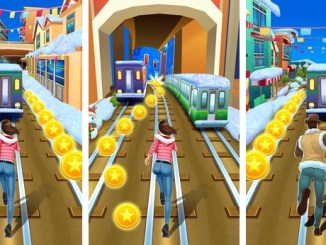 subway runner for pc download