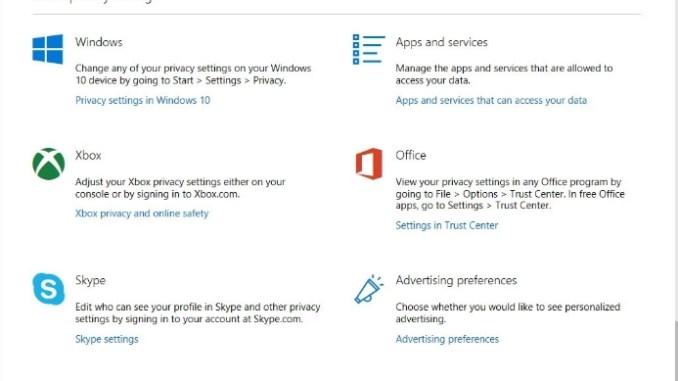 use microsoft account to protect windows 10 data