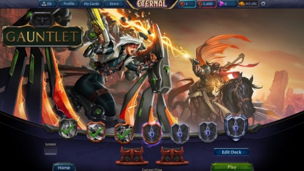 eternal card game for pc download