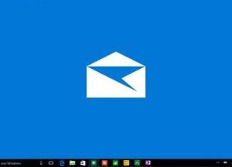 fix windows 10 mail app