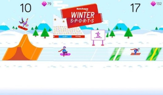 ketchapp winter sports for pc download
