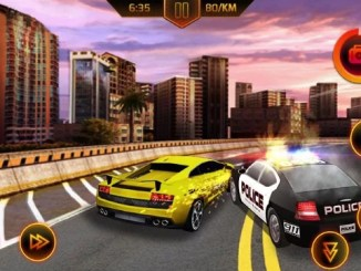 police car chase for pc download