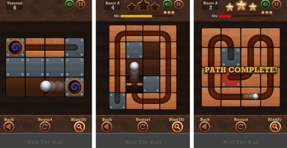 roll the ball slide puzzle 2 for pc download