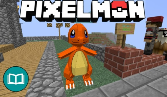 mod pixelmon for mcpe for pc download