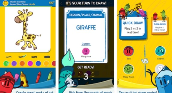 pictionary for pc free download