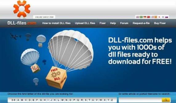 dll-files finder