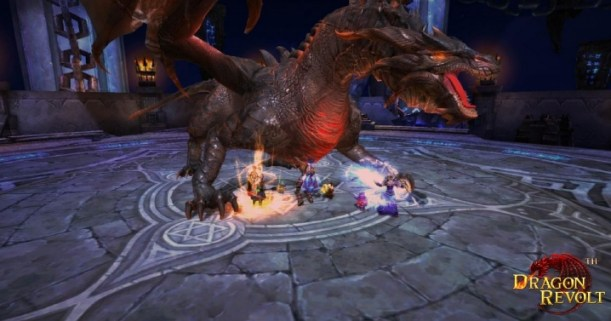 dragon revolt pc download free
