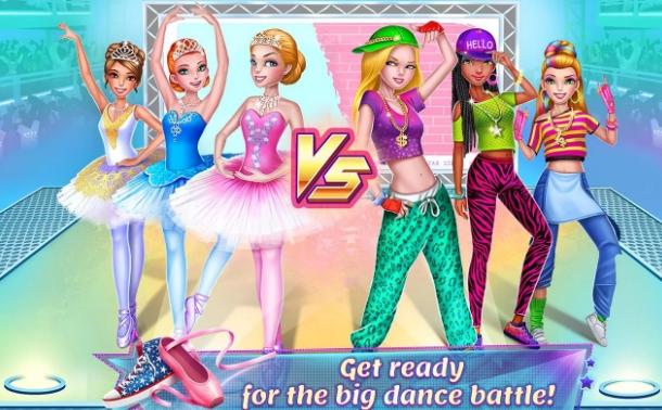 dance clash ballet vs hip hop for pc download