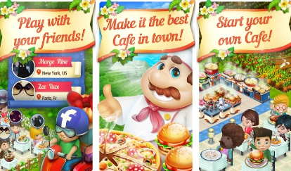 happy cafe game for pc download