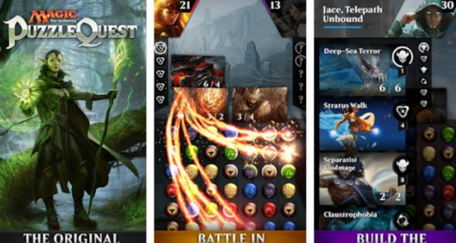 magic the gathering puzzle quest pc download