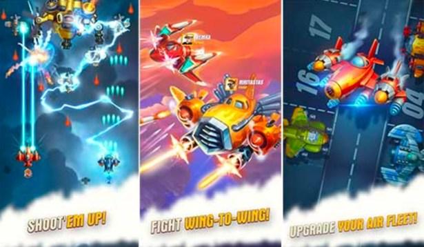HAWK_–_Sky_Wars__War_Planes_in_an_Epic_Battle__PC_Download