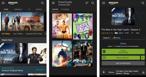 amazon prime video for pc download free