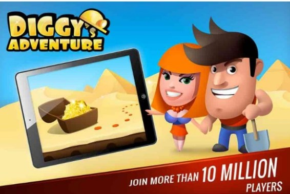 diggy's adventure download on pc