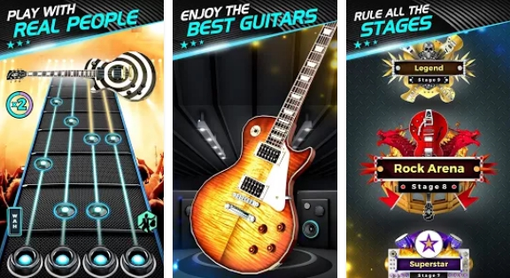 guitar band battle pc download free
