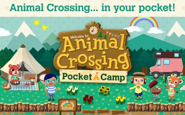 animal crossing pocket camp for pc download